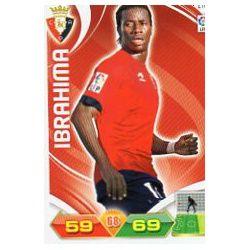 Ibrahima Osasuna 216 Adrenalyn XL La Liga 2011-12