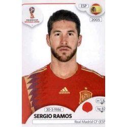 Sergio Ramos España 139