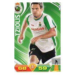 Tziolis Racing Santander 226 Adrenalyn XL La Liga 2011-12