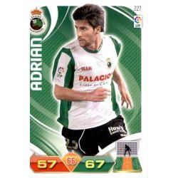 Adrián Racing Santander 227 Adrenalyn XL La Liga 2011-12