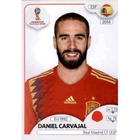 Daniel Carvajal España 140 España