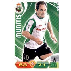 Munitis Racing Santander 234 Adrenalyn XL La Liga 2011-12