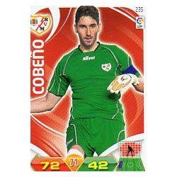 Cobeño Rayo Vallecano 235 Adrenalyn XL La Liga 2011-12