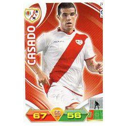 Casado Rayo Vallecano 240 Adrenalyn XL La Liga 2011-12