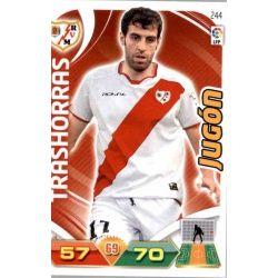 Trashorras Rayo Vallecano 244 Adrenalyn XL La Liga 2011-12