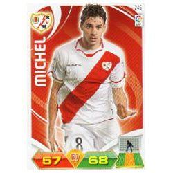 Michel Rayo Vallecano 245 Adrenalyn XL La Liga 2011-12