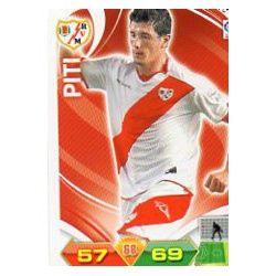 Piti Rayo Vallecano 249 Adrenalyn XL La Liga 2011-12