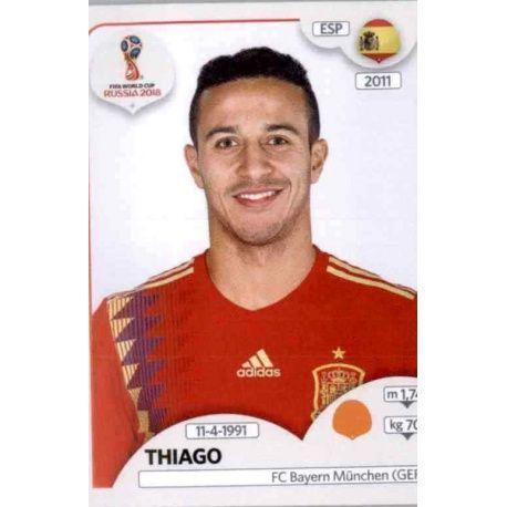 Thiago España 142 Spain