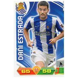 Dani Estrada Real Sociedad 255 Adrenalyn XL La Liga 2011-12