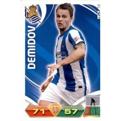 Demidov Real Sociedad 256 Adrenalyn XL La Liga 2011-12
