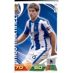 Íñigo Martínez Real Sociedad 257 Adrenalyn XL La Liga 2011-12