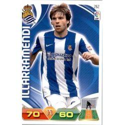Illarramendi Real Sociedad 262 Adrenalyn XL La Liga 2011-12