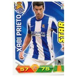 Xabi Prieto Real Sociedad 264 Adrenalyn XL La Liga 2011-12
