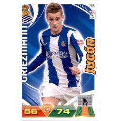 Griezmann Real Sociedad 266 Adrenalyn XL La Liga 2011-12