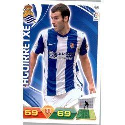 Aguirretxe Real Sociedad 268 Adrenalyn XL La Liga 2011-12