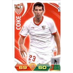Coke Sevilla 272 Adrenalyn XL La Liga 2011-12