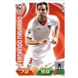 Fernando Navarro Sevilla 277 Adrenalyn XL La Liga 2011-12
