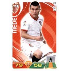 Medel Sevilla 278 Adrenalyn XL La Liga 2011-12