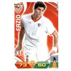 Fazio Sevilla 279 Adrenalyn XL La Liga 2011-12