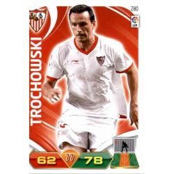 Trochowski Sevilla 280 Adrenalyn XL La Liga 2011-12