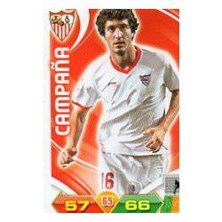 Campaña Sevilla 282 Adrenalyn XL La Liga 2011-12