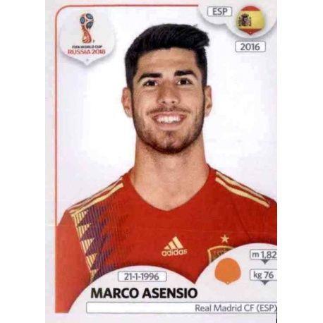 Marcos Asensio España 145 España