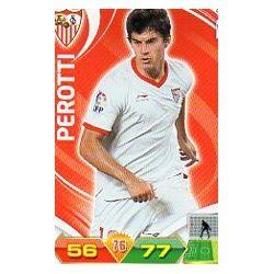 Perotti Sevilla 288 Adrenalyn XL La Liga 2011-12