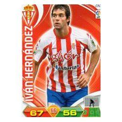Iván Hernández Sporting 292 Adrenalyn XL La Liga 2011-12