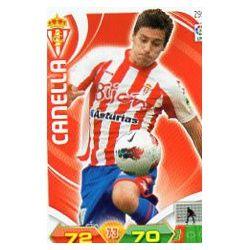 Canella Sporting 295 Adrenalyn XL La Liga 2011-12