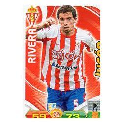 Rivera Sporting 297 Adrenalyn XL La Liga 2011-12