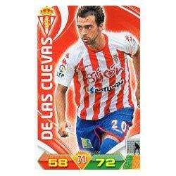 De las Cuevas Sporting 300 Adrenalyn XL La Liga 2011-12