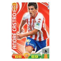André Castro Sporting 301 Adrenalyn XL La Liga 2011-12