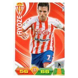 Ayoze Sporting 302 Adrenalyn XL La Liga 2011-12