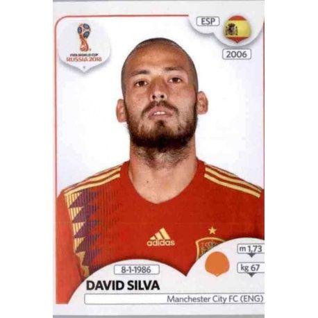 David Silva España 147 España