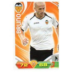 Bruno Valencia 309 Adrenalyn XL La Liga 2011-12