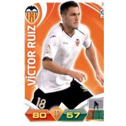 Víctor Ruíz Valencia 311 Adrenalyn XL La Liga 2011-12