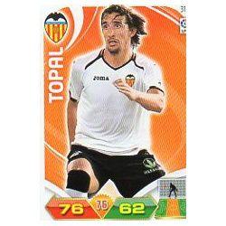Topal Valencia 315 Adrenalyn XL La Liga 2011-12