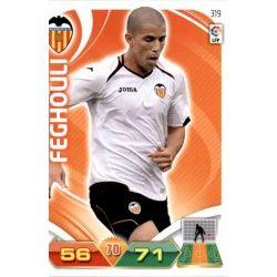 Feghouli Valencia 319 Adrenalyn XL La Liga 2011-12