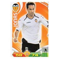 Jonas Valencia 321 Adrenalyn XL La Liga 2011-12