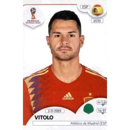 Vitolo España 150 Spain