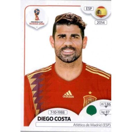 Diego Costa España 151 Spain