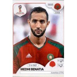 Medhi Benatia Marruecos 155