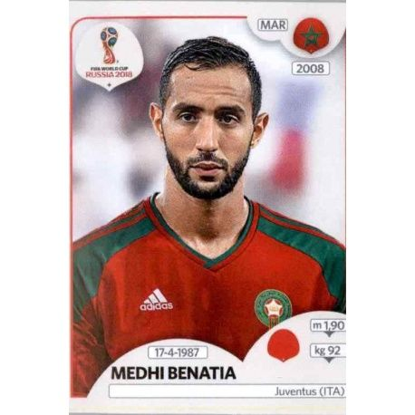 Medhi Benatia Marruecos 155 Marruecos