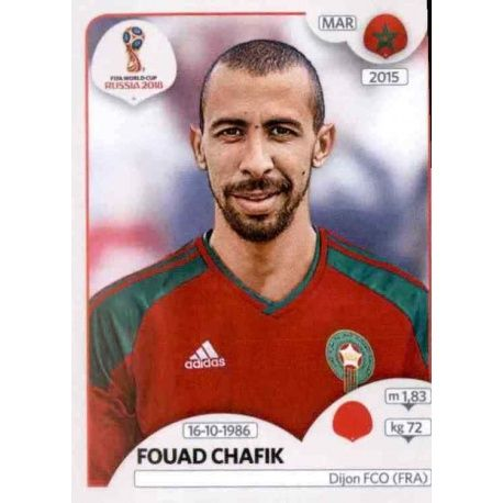 Fouad Chafik Marruecos 158 Marruecos