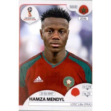 Hamza Mendyl Marruecos 159 Morocco