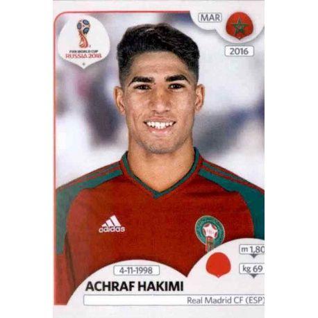 Achraf Hakimi Marruecos 160 Marruecos