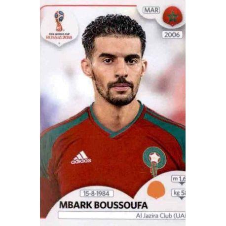 Mbark Boussoufa Marruecos 161 Marruecos