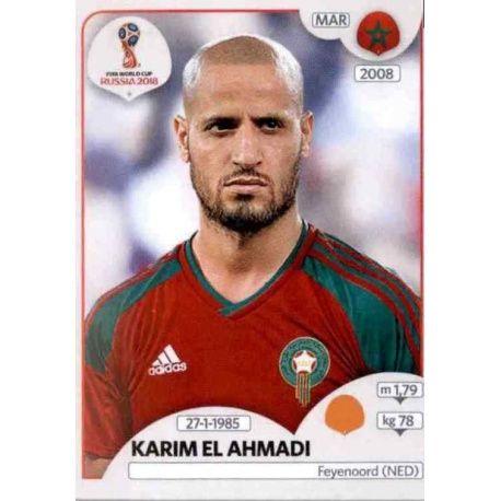 Karim El Ahmadi Marruecos 162 Morocco