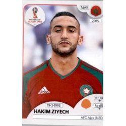 Hakim Ziyech Marruecos 166