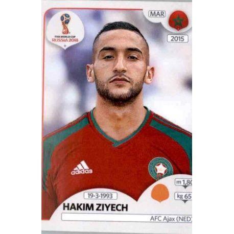 Hakim Ziyech Marruecos 166 Marruecos